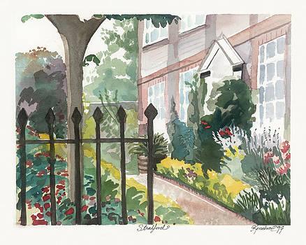 Stratford 10X8  by Kendra Kurth Clinton