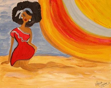 Sunny Days by Artista Elisabet