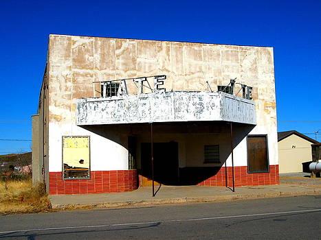 Tate Theatre by Rollin Jewett