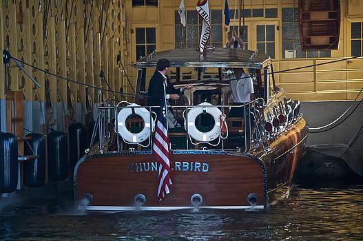 Steven Lapkin - Thunderbird Boathouse