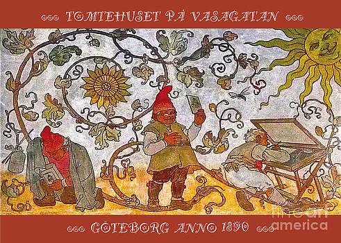 Tomtehuset   by Leif Sodergren