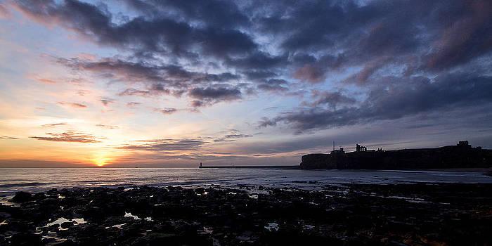 David Pringle - Tynemouth Sunrise