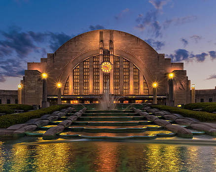 Union Terminal by Keith Allen