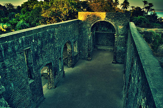 Vasai Fort by Salman Ravish