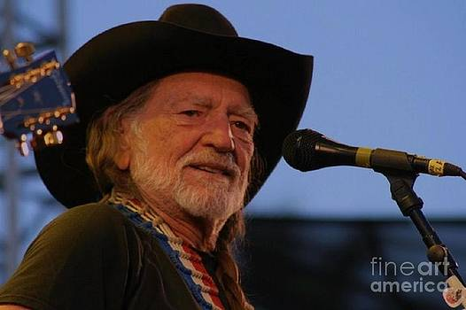 Willie Nelson by Diane Kurtz