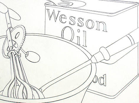 Wesson Oil by Robert Poole
