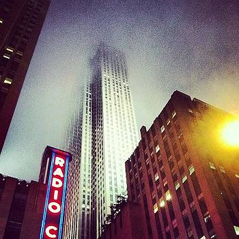 #30rock #nyc by Matthew Tarro