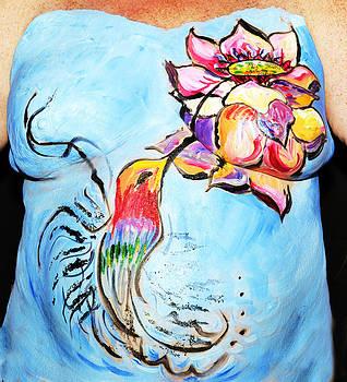 Best Strokes -  formerly Breast Strokes - Hadassah Greater Atlanta - 31. Joyce English, Artist, 2015