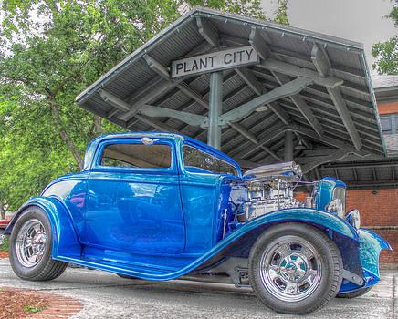 Howard Markel - 32 Ford street rod.