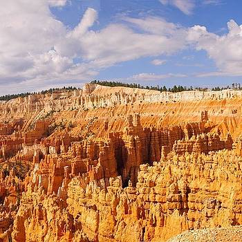 Bryce Canyon Utah by Jeffrey Banke