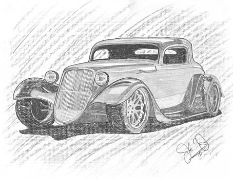 33 Hot Rod by John Jones