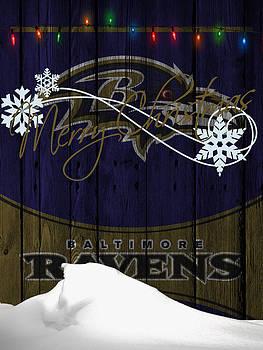 Joe Hamilton - BALTIMORE RAVENS
