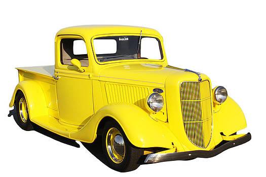 34 Ford Pickup by Al Shields