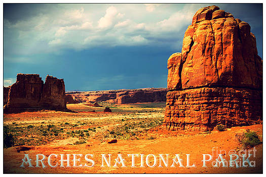 Sophie Vigneault - Arches National Park