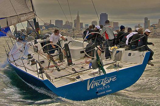 Steven Lapkin - Dramatic Bay Racing