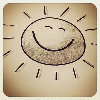 Sunny Smile by Mel Garvin