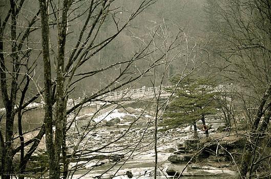 38th Parallel Korea Winter by Enrique Rueda