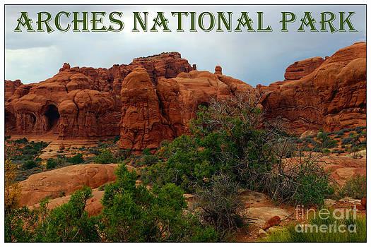 Sophie Vigneault - Arches National Park