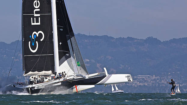 Steven Lapkin - Rolex Big Boat Series