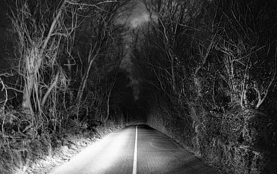 Haunted Road by M S B