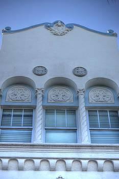 Frederic BONNEAU Photography - Art Deco Facade