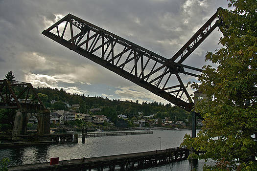 Steven Lapkin - Ballard Railroad Bridge