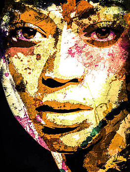 Beyonce by Svelby Art