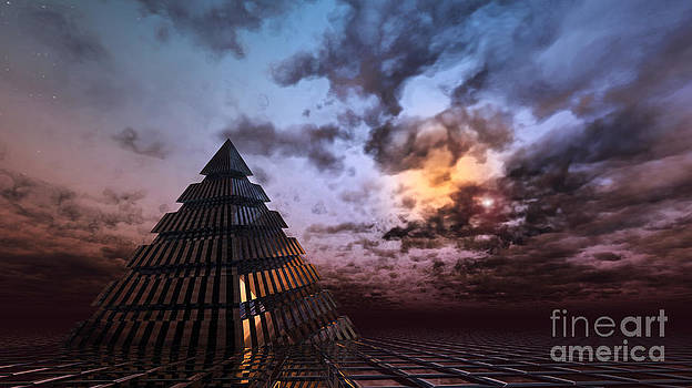 Cloudscape by Diuno Ashlee
