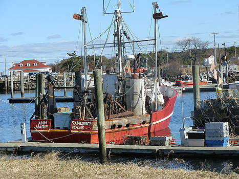 Valerie Bruno - Commercial Fishing Boat