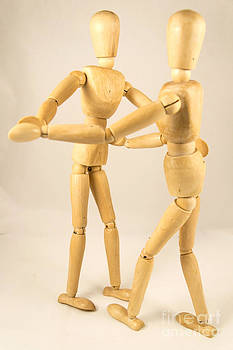 Dummies dancing  by Stefano Piccini