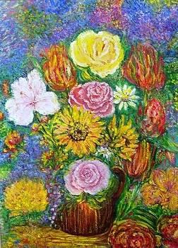 Shan Ungar - Floral Impression