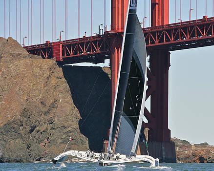 Steven Lapkin - Golden Gate Bridge