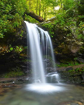 Frozen in Time Fine Art Photography - Grotto Falls