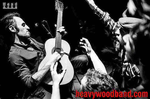 Heavy Wood Band by Free Press