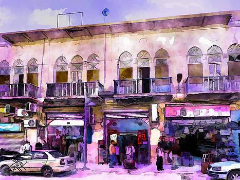 Jordan/Amman/downtown by Fayez Alshrouf