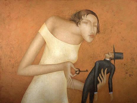 Key by Nicolay  Reznichenko