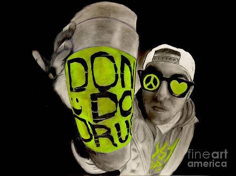 Mac Miller by Michael Durocher