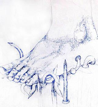 Nails by Moshfegh Rakhsha