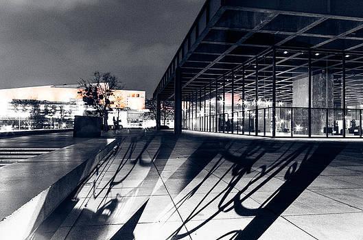 Neue Nationalgallerie Berlin by Citpelo Xccx