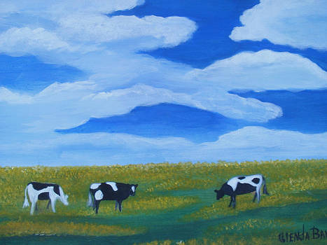 Out to Pasture by Glenda Barrett
