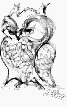 Owl  by Jon Baldwin  Art
