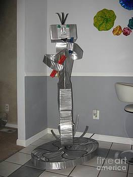 Robot by Dawn  Johnson
