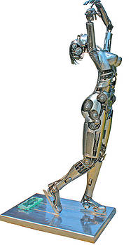 Robotica II Ice Dancer by Greg Coffelt