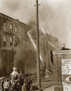 California Views Mr Pat Hathaway Archives - Rochester Show Case Co. Fire New York State circa 1904