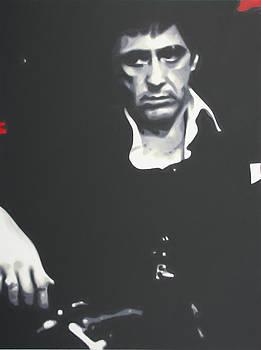 Scarface 2013 by Luis Ludzska
