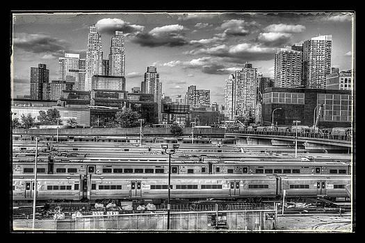 Scene @ New York by Jim McCullaugh