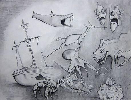 Sea Dragon by Dan Twyman