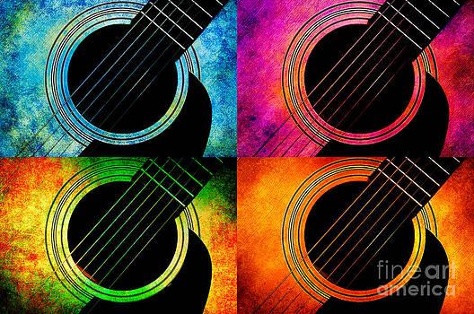 Andee Design - 4 Seasons Guitars 2