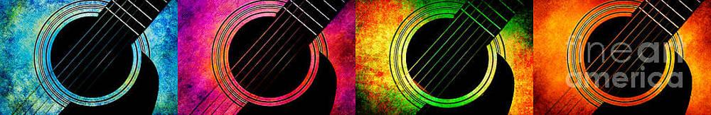 Andee Design - 4 Seasons Guitars Panorama