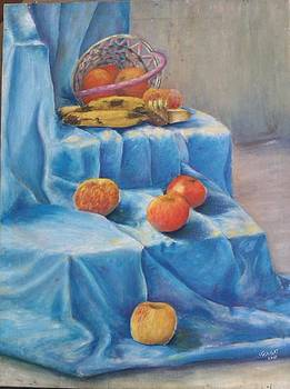Still life by Kiran Firdous